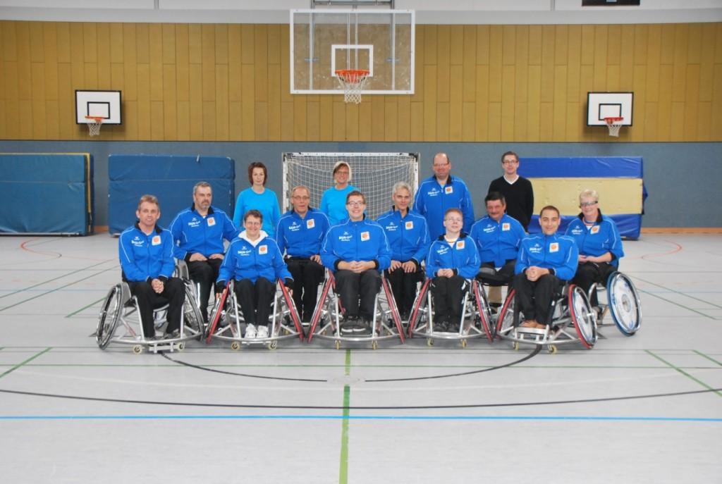 Team Rollibaskets Nordhorn